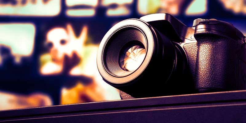 Символы вещей для гадания - фотоаппарат
