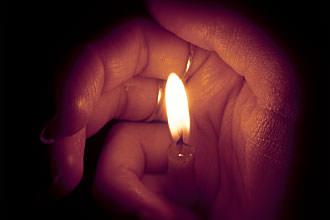 Гадание на мужа со свечей