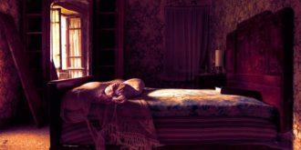 Гадалка предсказала смерть в кровати